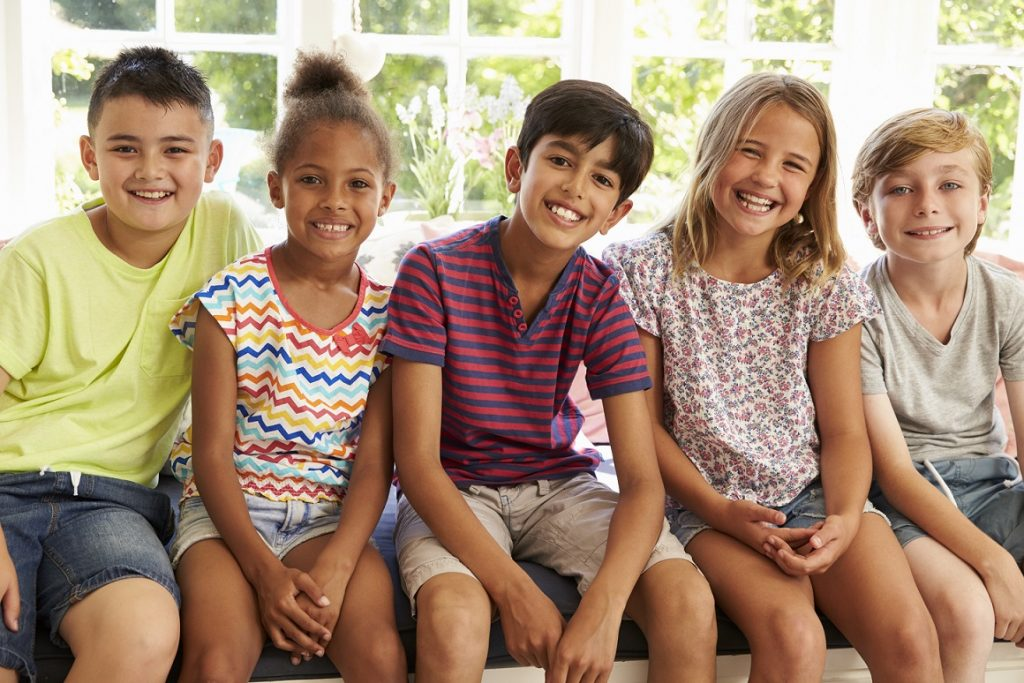 Group of children Mental health, ADHD and Your Child's Well-being
